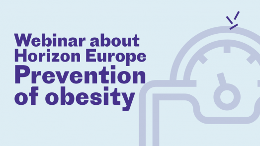 Webinar about prevention of obesity